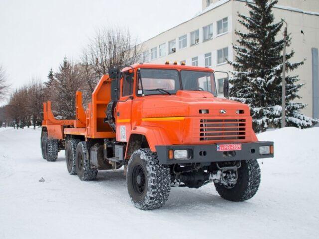 Новые трубовозы КрАЗ-6322 отправят по разным адресам
