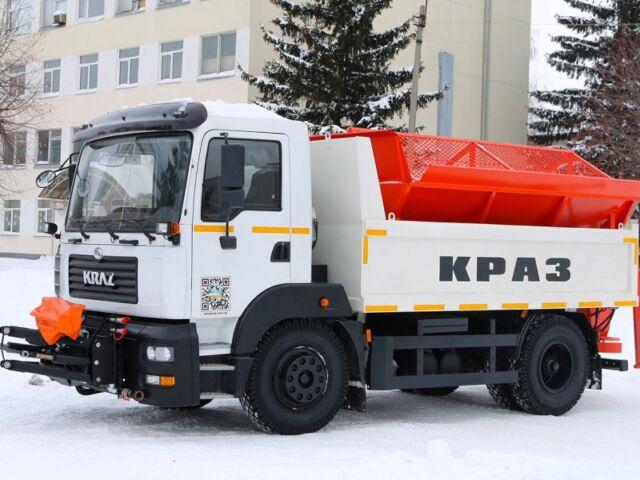 На ГОКи Украины и Грузии КрАЗ отправил свои спецмашины