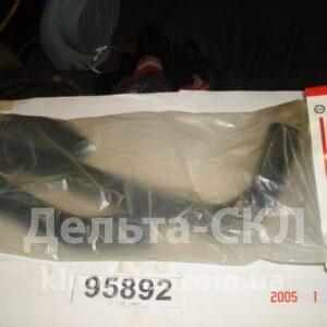 Патрубок радиатора ВАЗ 2105 с алюм. радиатором (компл. 4 шт.) (шт)