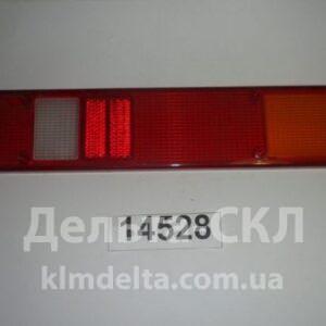 Рассеиватель фонаря заднего 3302 с/о (шт.)