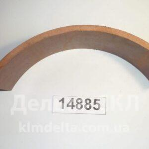 Накладка тормозной колодки (перед., задн.) (шт.)
