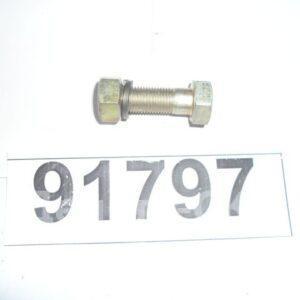 Болт М12х40 с гайкой (шт.)